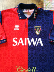 1992/93 Genoa Home Football Shirt (L)