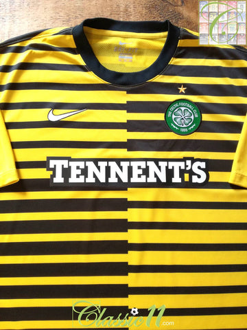 2011/12 Celtic 3rd Football Shirt (S)