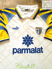 1995/96 Parma Home Football Shirt (XL)