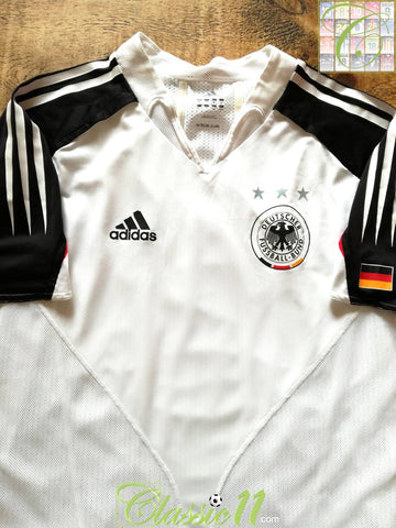 2004/05 Germany Home Player Issue Football Shirt (M)