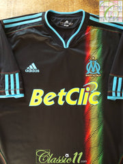 2010/11 Marseille 3rd Football Shirt (XL)