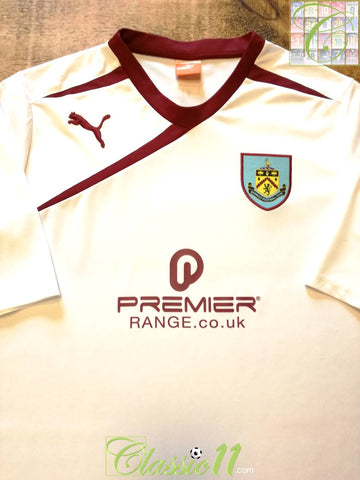 2013/14 Burnley Away Football Shirt (XL)