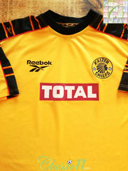 1997/98 Kaizer Chiefs Home Football Shirt (M)