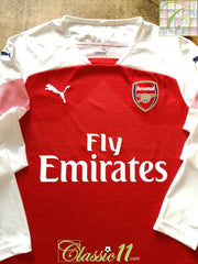 2018/19 Arsenal Home Football Shirt. (M) *BNWT*