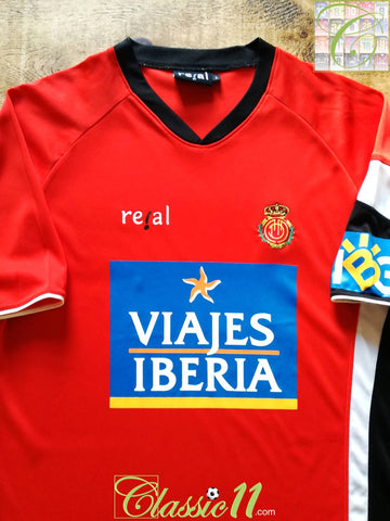 2005/06 RCD Mallorca Home Football Shirt (L)