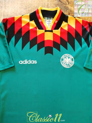 1994/95 Germany Away Football Shirt (S)
