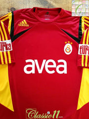 2004/05 Galatasaray Football Training Shirt (XL)
