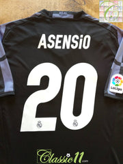 2016/17 Real Madrid 3rd La Liga Football Shirt Asensio #20 (XL)