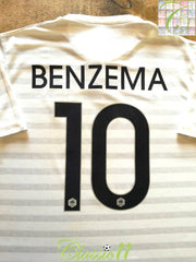 2014/15 France Away Football Shirt Benzema #10 (L)