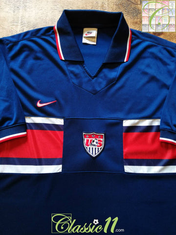 1995 USA Away Football Shirt (M)
