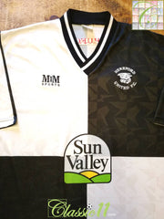 1998/99 Hereford United Home Football Shirt (L)