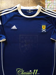 2010/11 Scotland Home Football Shirt (XXL)
