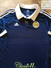 2012/13 Scotland Home Football Shirt (W) (XL)