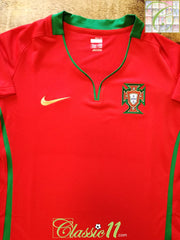 2008/09 Portugal Home Football Shirt (W) (XL) *BNWT*