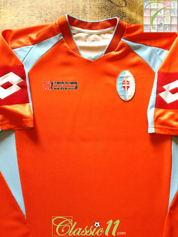 2007/08 Treviso 3rd Football Shirt (XL)