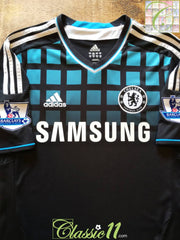 2011/12 Chelsea Away Premier League Football Shirt (S)