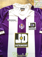 2012/13 Toulouse Home Football Shirt (XXL)