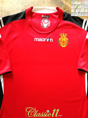 2010/11 RCD Mallorca Home Football Shirt (3XL)