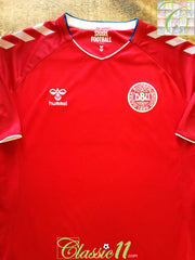 2018/19 Denmark Home Football Shirt (XL)