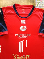 2008/09 Lille Home Football Shirt (W) (Size 14)