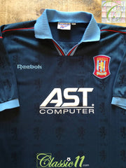 1995/96 Aston Villa Away Football Shirt (XL)
