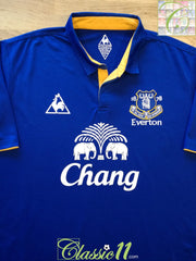 2011/12 Everton Home Football Shirt (XL)