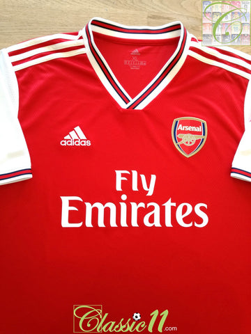 2019/20 Arsenal Home Football Shirt (XL) *BNWT*