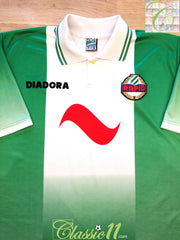 1996/97 Rapid Vienna Home Football Shirt (L)