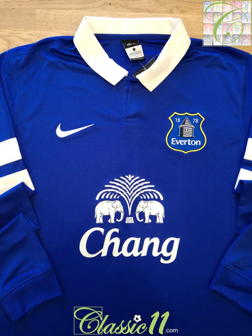 2013/14 Everton Home Football Shirt. (XL) *BNWT*