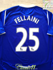 2008/09 Everton Home Premier League Football Shirt Fellaini #25 (L)