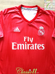 2018/19 Real Madrid 3rd Football Shirt (L)