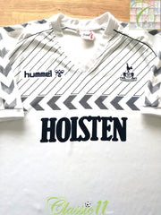 1985/86 Tottenham Hotspur Home Football Shirt (XXL)