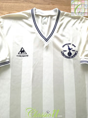 1982/83 Tottenham Hotspur Home Football Shirt (XL)