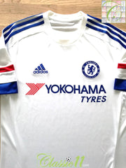 2015/16 Chelsea Away Football Shirt (S)