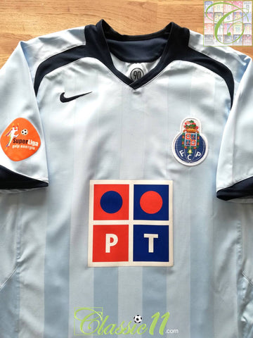 2005/06 FC Porto Away Football Shirt (M)