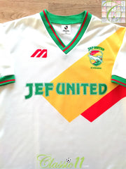 1994/95 JEF United Away Football Shirt (M)