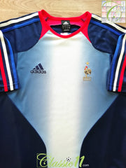 2004/05 France Football Training Shirt (S)