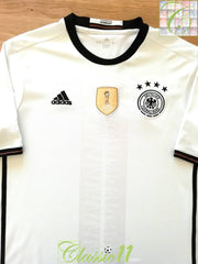 2015/16 Germany Home World Champions Football Shirt (M)