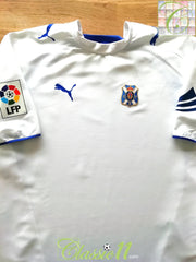 2006/07 Tenerife Home La Liga Football Shirt (M)