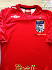 2006 England Away 'Germany' Football Shirt (S)