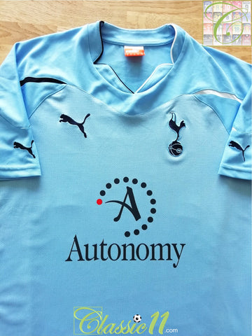 2010/11 Tottenham Away Football Shirt (XL)
