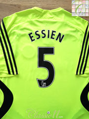 2007/08 Chelsea Away Premier League Football Shirt Essien #5 (XL)