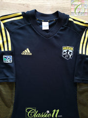 2002 Columbus Crew Away MLS Football Shirt (XXL)