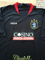 2007/08 Huddersfield Town Away Football Shirt (3XL)
