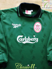 1996/97 Liverpool Goalkeeper Football Shirt (B)