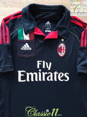 2012/13 AC Milan 3rd Football Shirt (M)