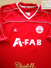 2002/03 Aberdeen Home Football Shirt (L)