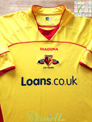 2006/07 Watford Home Football Shirt (XL) *BNWT*
