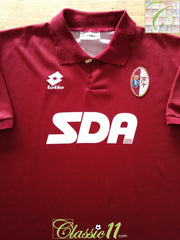 1995/96 Torino Home Football Shirt (L)