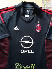 2002/03 AC Milan 3rd Football Shirt (M)